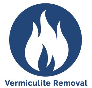 Vermiculite Removal