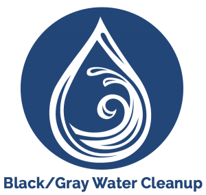 Black and Gray Water Cleanup