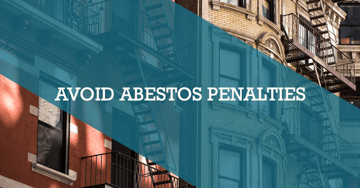 Avoid Asbestos Penalties