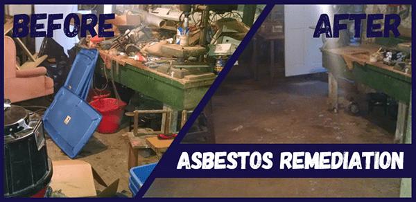 asbestos basement