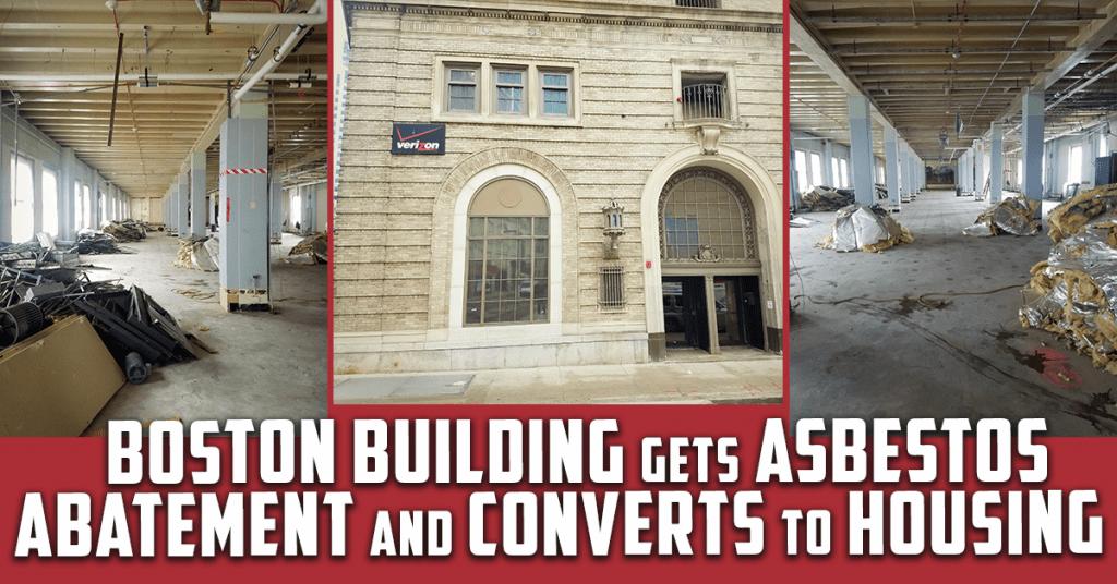 Verizon Building Boston