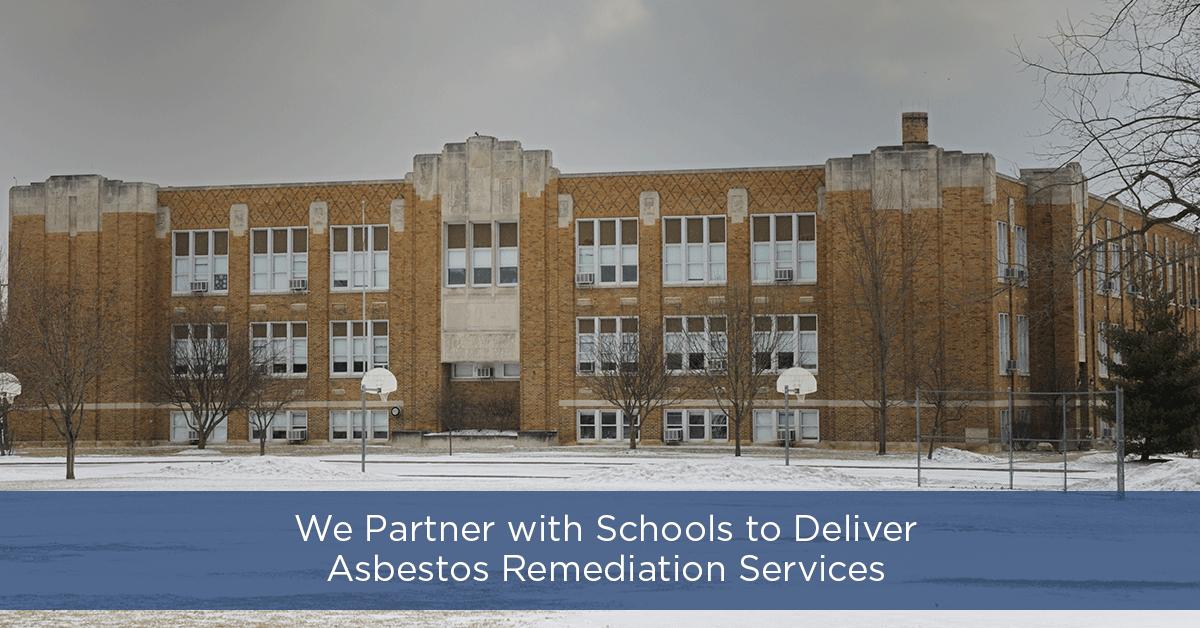 Asbestos Services for Schools